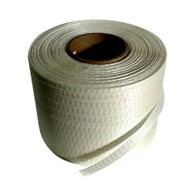 Boat Shrink Wrap 1/2 inch x 1500 Feet Strap-Cross Woven String Strapping PD40TCW