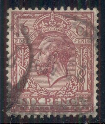 GREAT BRITAIN #167b Used, perf 14, Scott $125.00
