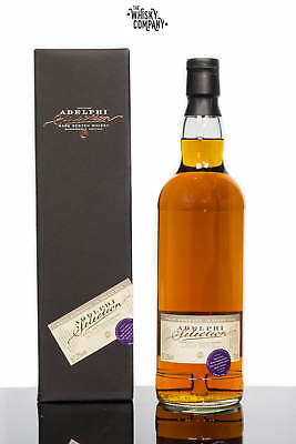 Adelphi 1997 Bowmore 19 Years Old Cask 2411 Islay Single Malt Scotch Whisky