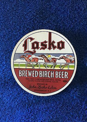 Lasko Soda Label- Boundbrook, N.J. !!