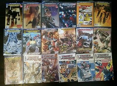 transformers idw comics generations lot