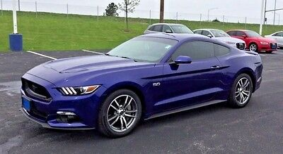 2015 Ford Mustang  GT 5.0
