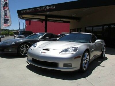 2007 Chevrolet Corvette Z06 Coupe 2-Door 2007 CORVETTE Z06 LOW MILES 505HP ABSOLUTELY MINT!