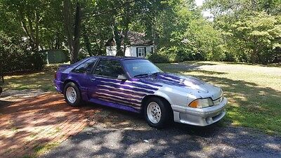 1988 Ford Mustang Gt 1988 mustang gt
