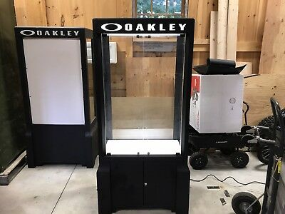 Oakley Mega Tower 3.1 Double Wide Display Case