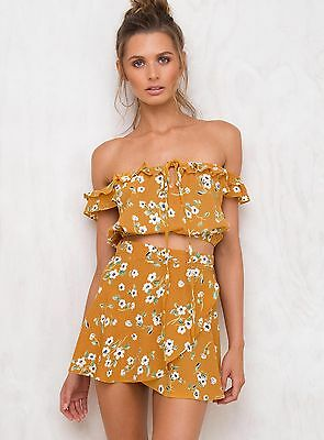 New Women's Syrup & Honey Floral Set