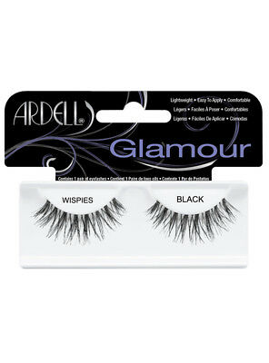 New Women's Ardell Glamour Wispies Lashes