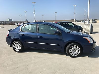 2012 Nissan Sentra S Sedan 4-Door 2012 Nissan Sentra S Sedan 4-Door 2.0L *MUST SEE*