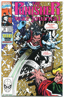 PUNISHER WAR JOURNAL #16 17 18 19, NM, Texeira, Jim Lee, 1988, more in store