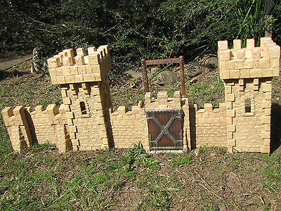 Schleich Castle Ritterburg Knight's Castle in box incomplete