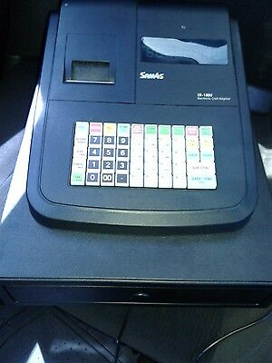 SAM4s ER-180U cash register - used