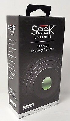 Seek Thermal Compact Imager Imaging Camera for Android UW-AAA NEW