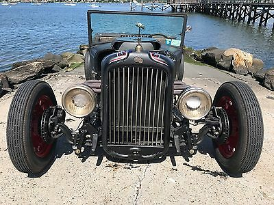 "1928 Pontiac Other  1928 pontiac ratrod roadster hotrod chopped ""THE DIRTY PENNY"" rat rod"
