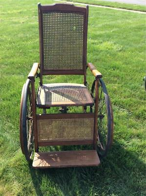 Vtg Gendron Wheelchair WW11- Excellent Condition!!!