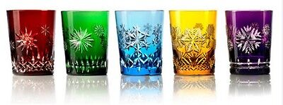 waterford crystal - 5 DOF Snowflake wishes 2011-2015