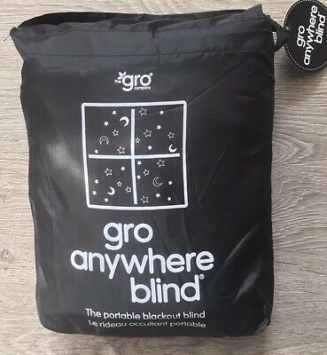 Blackout  Blind For Nursery - Gro Anywhere GREAT CONDITION