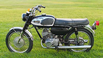 1967 Yamaha Other  1967 Yamaha YCS1 180cc 2 stroke twin original not rd r5