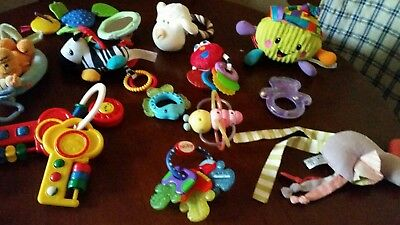Lot Baby Toys