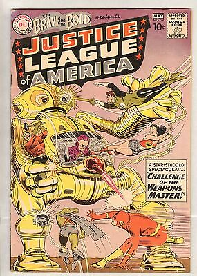 Brave and the Bold #29 (VG/FN) (1960, DC) 2nd JLA KEY!!