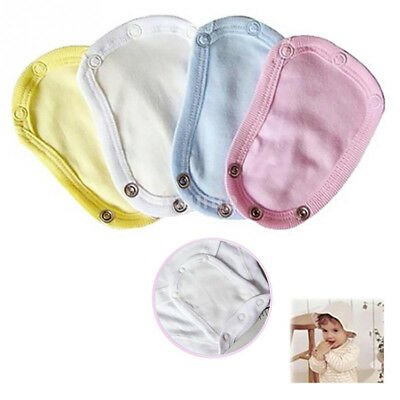 1PCS Bodysuit Lengthen Baby Infant Outfits Kids Film Extend Soft Newborn Diaper