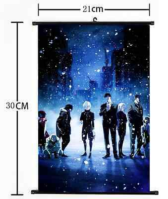 Hot Japan Anime Tokyo Ghoul Wall Scroll Poster cosplay 762