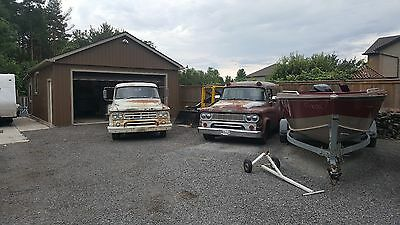 1965 Dodge Other Pickups  1965 dodge town wagon