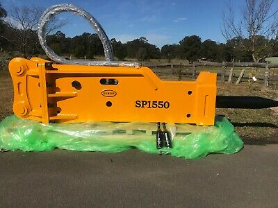 SP-1550 Hydraulic Rock Breaker suit 28 - 35T Excavator