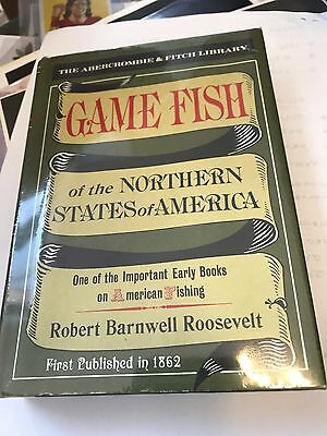 Game Fish Of The Northern States Of America Jock Grey Collection Hardcover