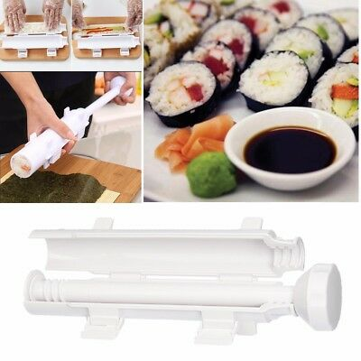 Sushi Roller Kit Sushi Made Moule Bazooka Cuisine Outils de cuisson Tube Food