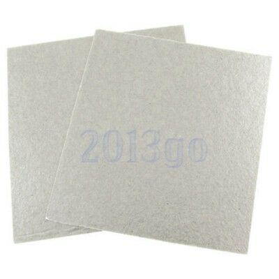 5pc Mica Plates Sheets Microwave Oven Kitchen Tool Repairing Part 150 X 120mm Cg