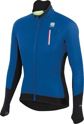 Sportful R&D Long Sleeve Thermal Windproof Jersey - Large - Brand new