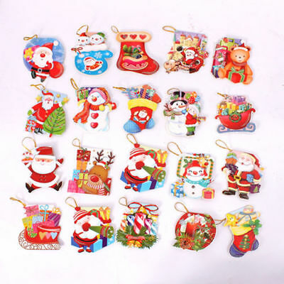 10 Xmas Gift Tags Special Delivery Santa Christmas Favour Personalised Wish card