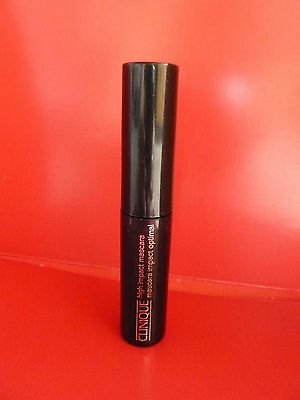 Clinique High Impact Mascara 3,5 ml Mini-Mascara Wimperntusche Schwarz