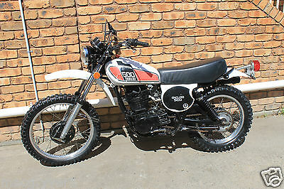 Yamaha.xt500.c.1976,Tidy bike,runs sweet,may suit.tt500,xl500.buyer