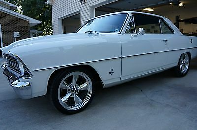 1966 Chevrolet Nova Sedan 1966 Chevy II-Nova, Numbers matching, 4 SPEED,Original interior, Nice DRIVER