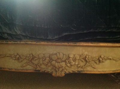 Beautiful 19th Century French bed
