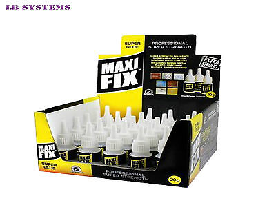 Mega Fix Super Glue Extra Strong Industrial Strength Adhesive Wood Metal Plasti