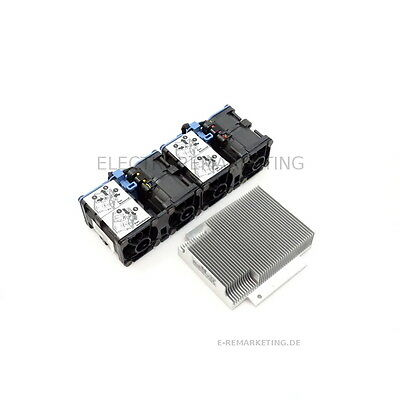 HP CPU Upgrade Kit Heatsink Fan PROLIANT Dl360 G6 G7 462628 532149 489848 482600