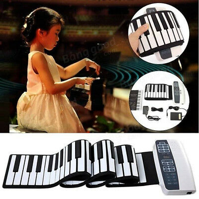 DoReMi S-88 Professional 88 Key Roll Up Piano With MIDI Keyboard  AU Stock