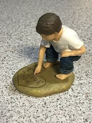 Forever In Blue Jeans Figurine