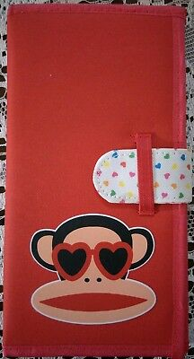 New Paul Frank Travel Wallet