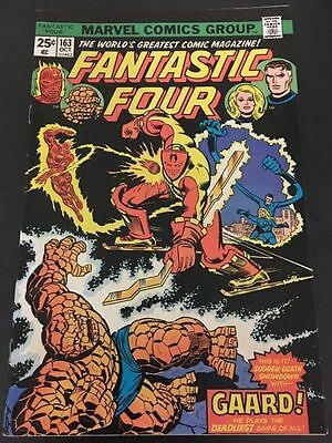 Fantastic Four Vol 1 # 163 Cents Issue, Bronze Age