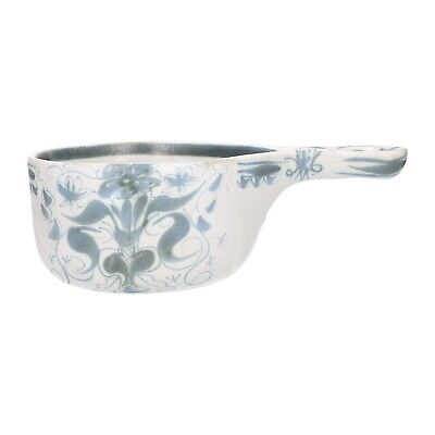 A Keraluc Quimper serving bowl French midcentury pottery Handpainted