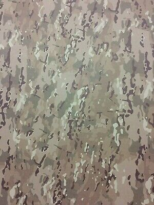 2 mm KYDEX T Sheet 297 X 210 nominal, Multicam camouflage on Julep P3 Cashmere
