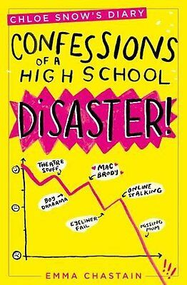 Chloe Snow's Diary: Confessions of a High School Disaster by Emma Chastain...