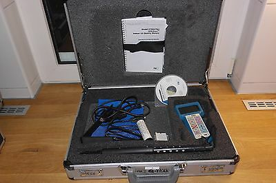 TSI Q-TRAK Air Quality Monitor In Case Model 8762 CO2  Temp Humidity meter