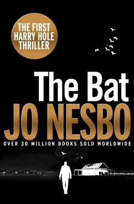 The Bat: Harry Hole 1 (20th Anniversary Edition) by Jo Nesbo New Paperback Book