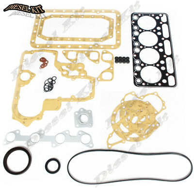 Precise 4jc1 Engine Full Gasket Set Kit For Isuzu Parts 100% Guarantee Auto Replacement Parts