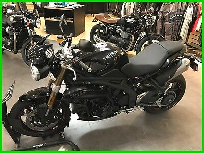 Triumph Speed Triple  2015 Triumph Speed Triple ABS New