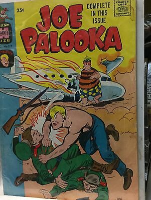JOE PALOOKA #117 - Aug. 1960 - very good